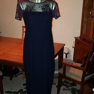 Maggy London Long Formal Dress